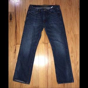 American Eagle Dark Blue Jeans
